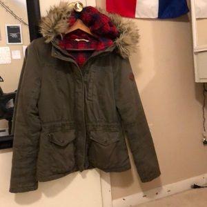 Hollister Fall Jacket